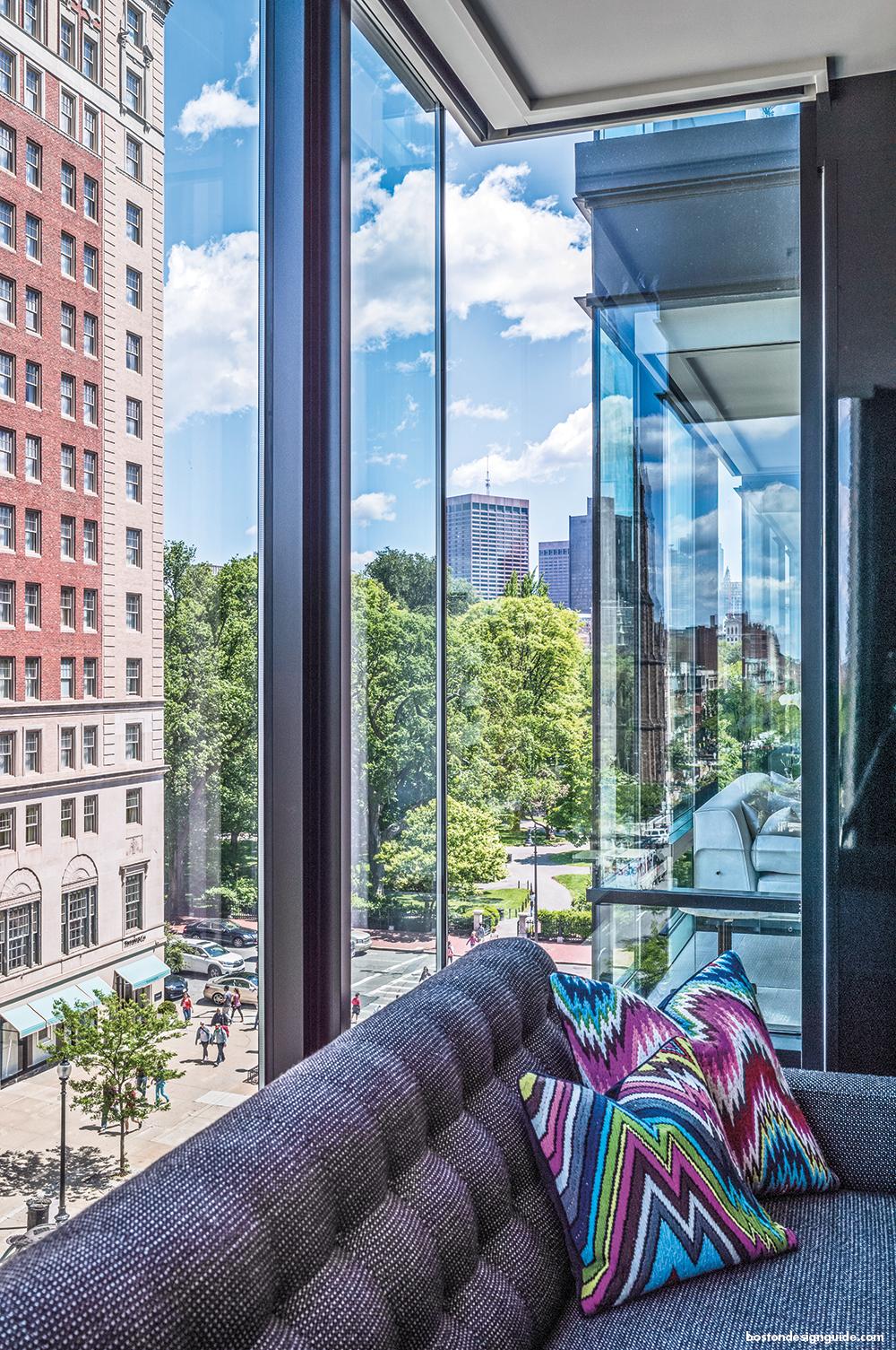 modern city views and design