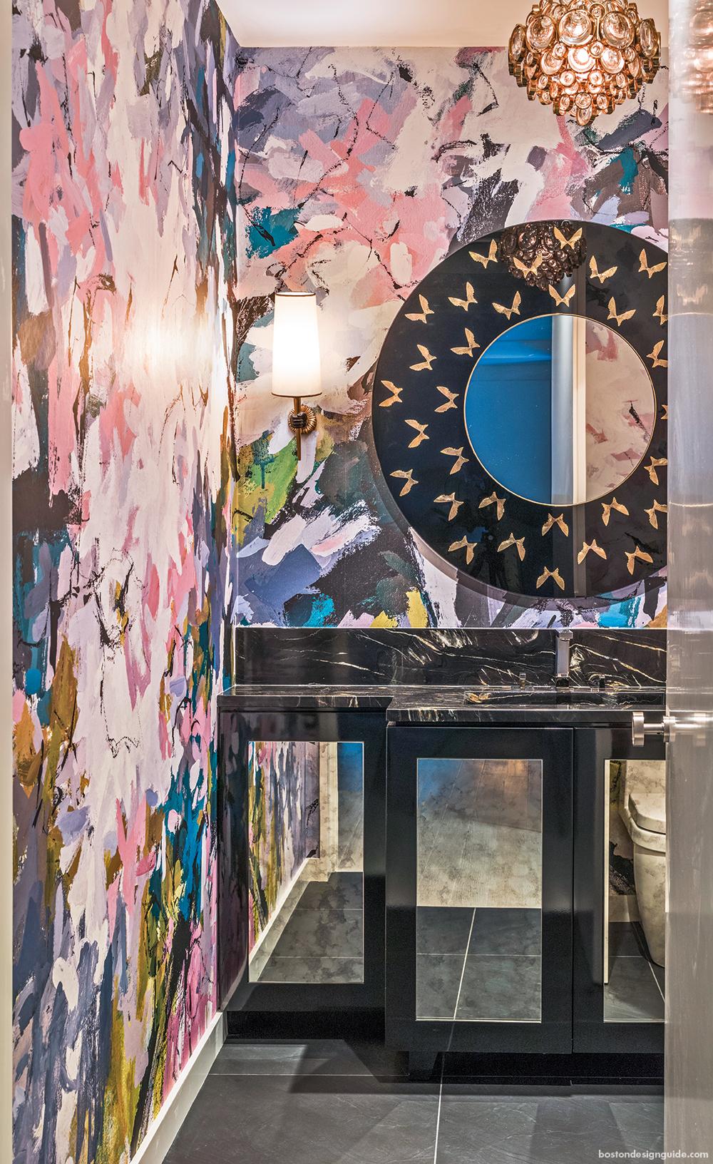 high-end bathroom interior design