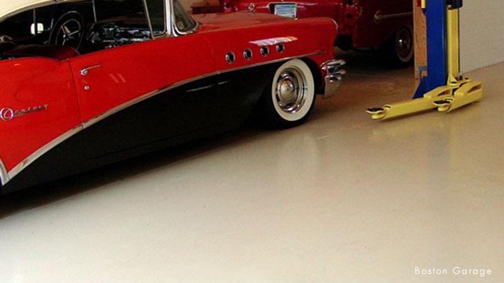 Boston Garage