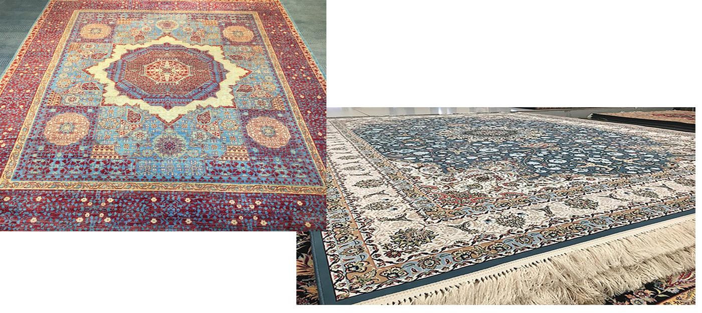 High-end Oriental rugs in Boston