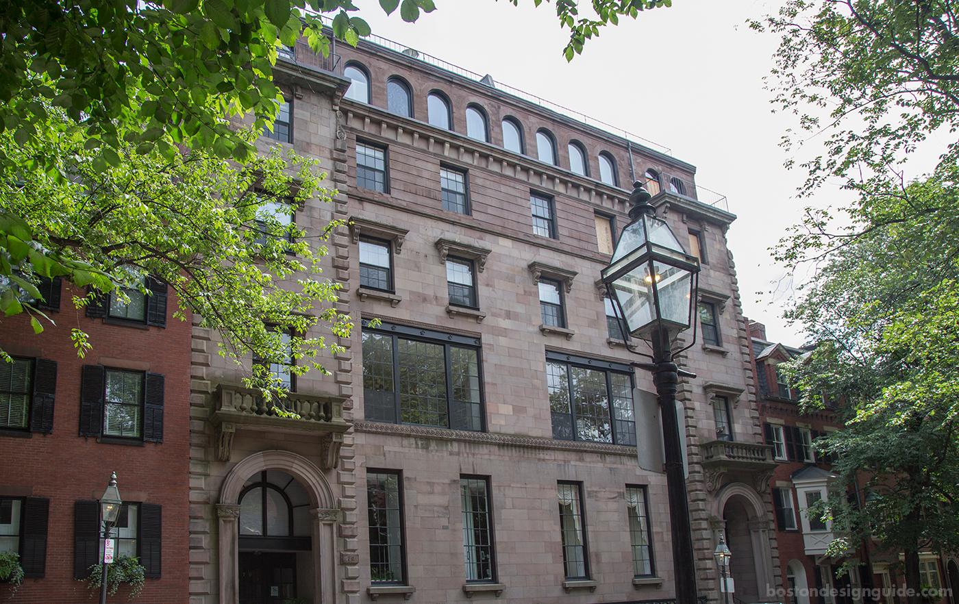 High-end Boston townhome renovation