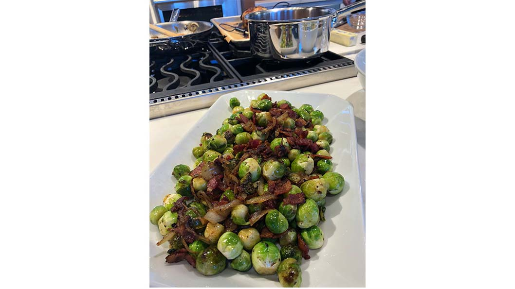 Bacon Brussels Sprouts Recipe