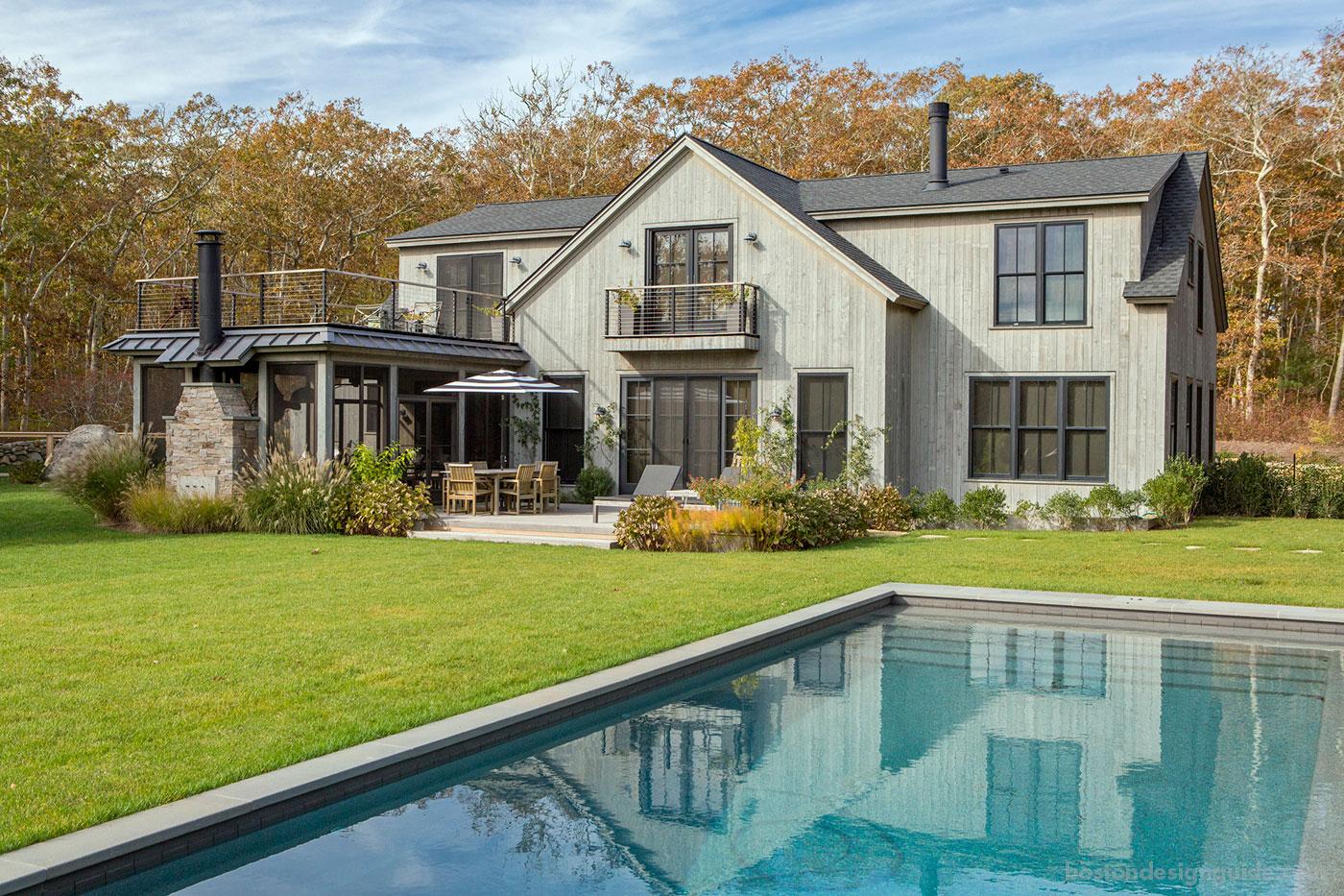 Yankee Barn Home on Martha's Vineyard
