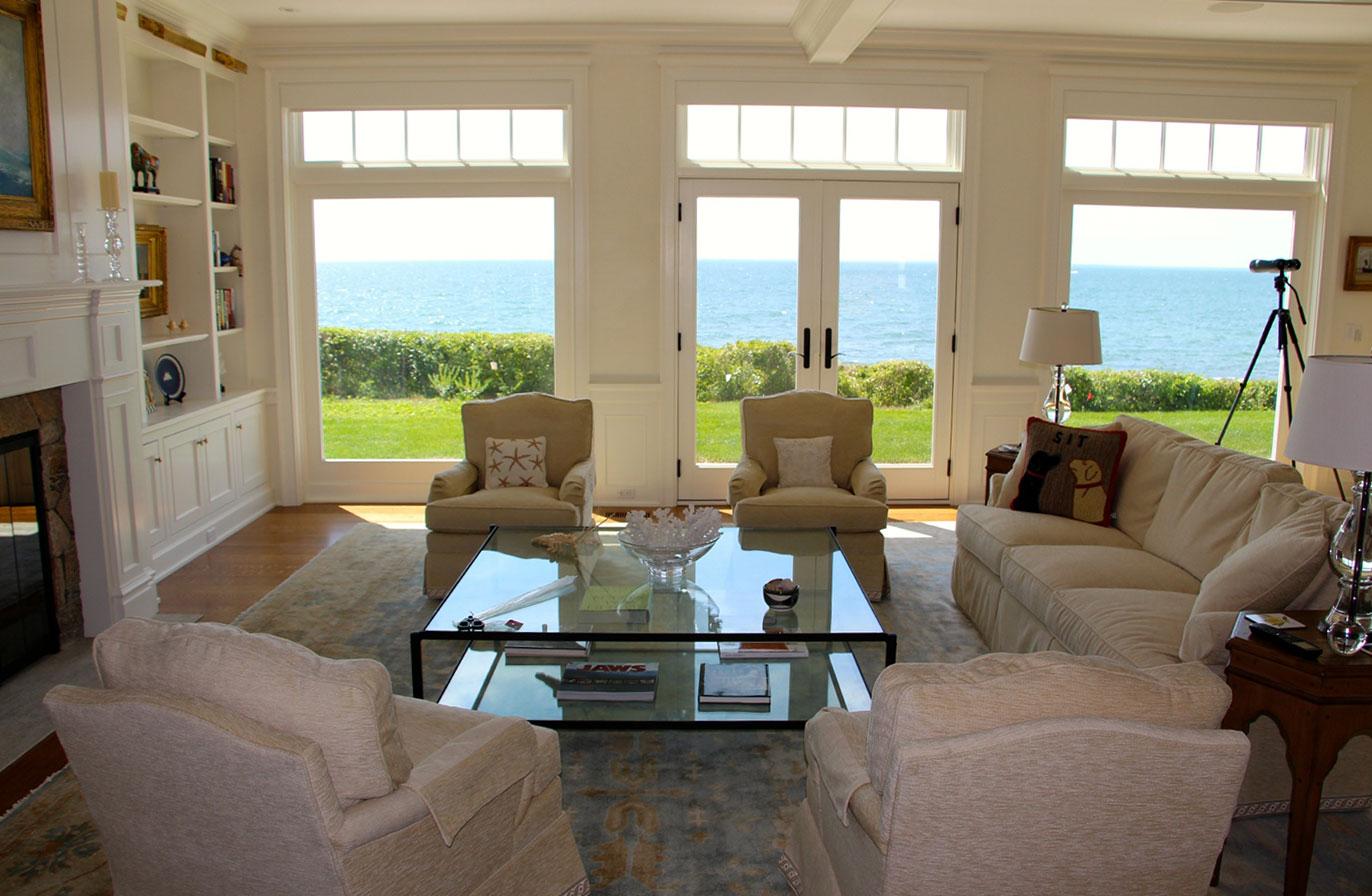 Custom Cape Cod home
