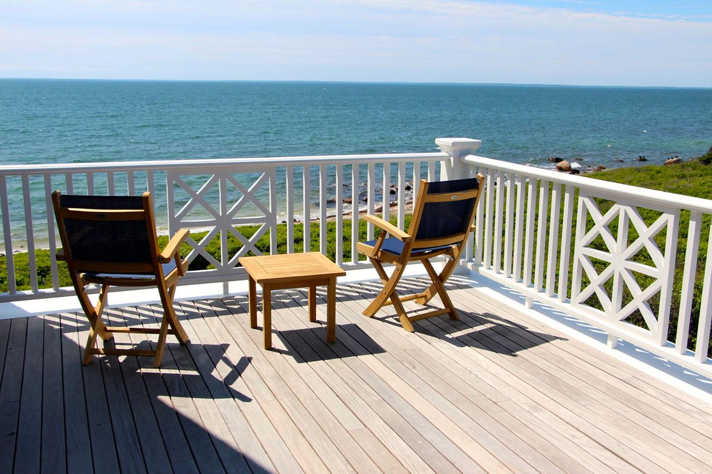Private custom deck
