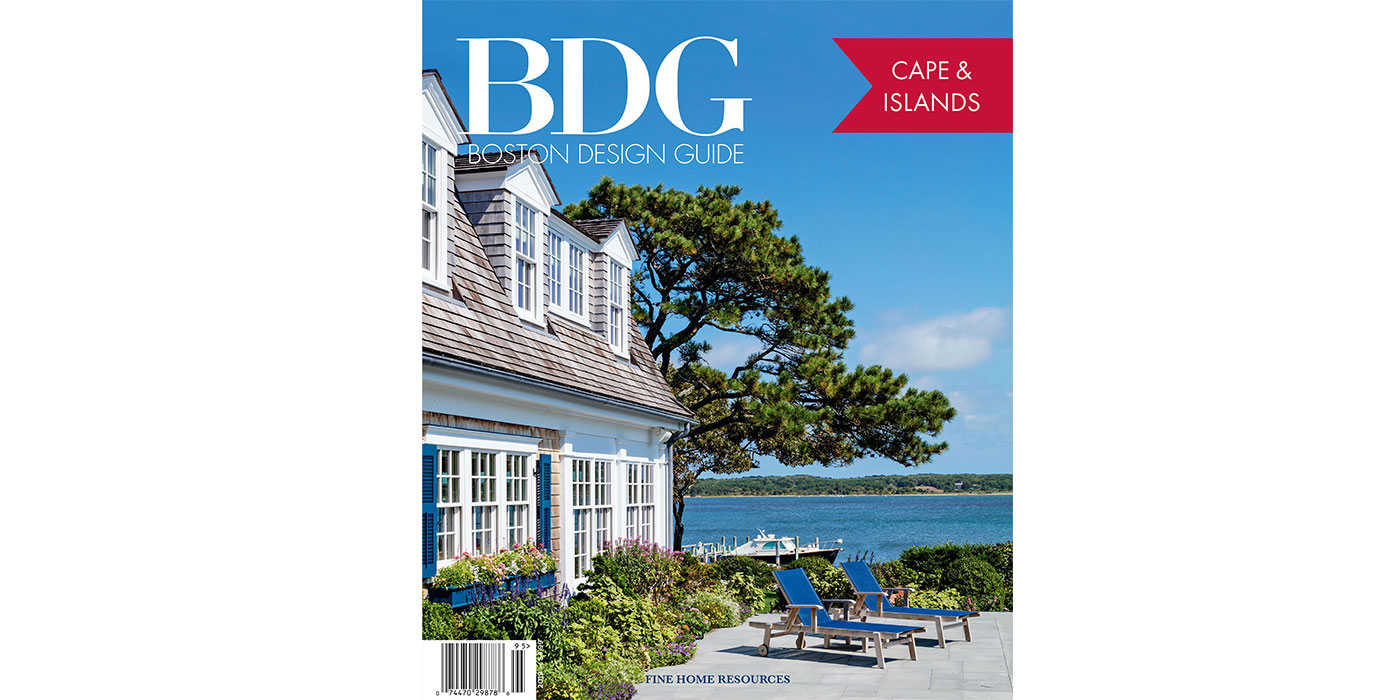 BDG's Cape & Islands third edition has arrived!