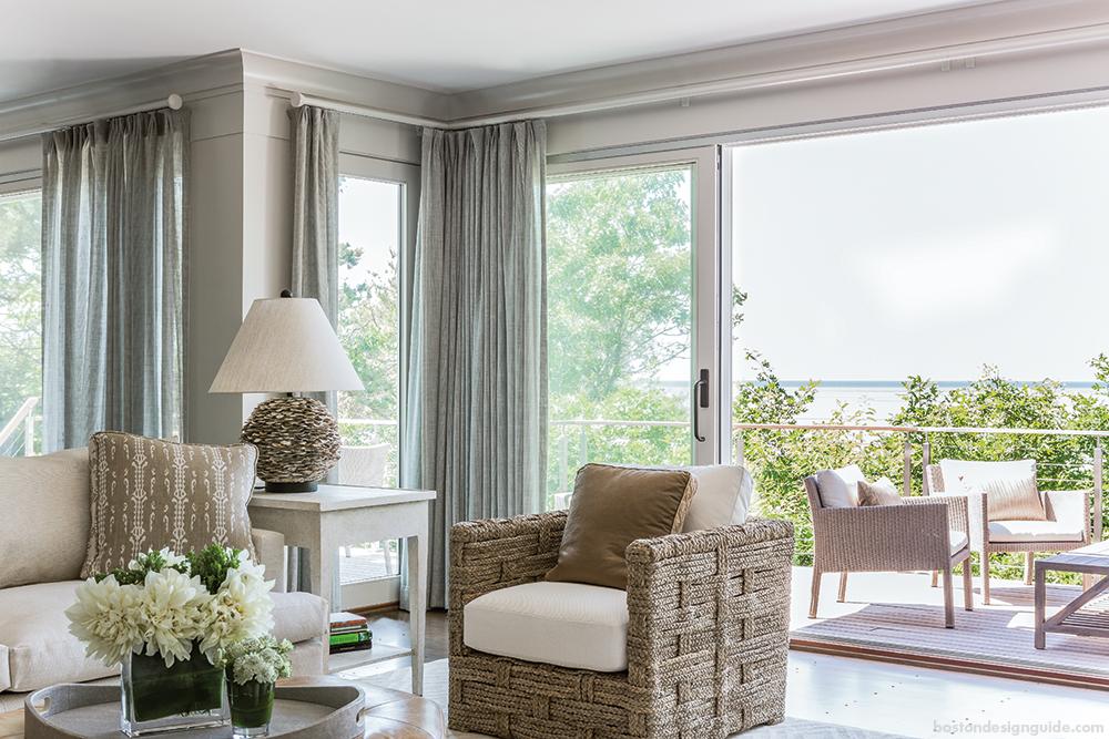 Classic New England Home Interior Design