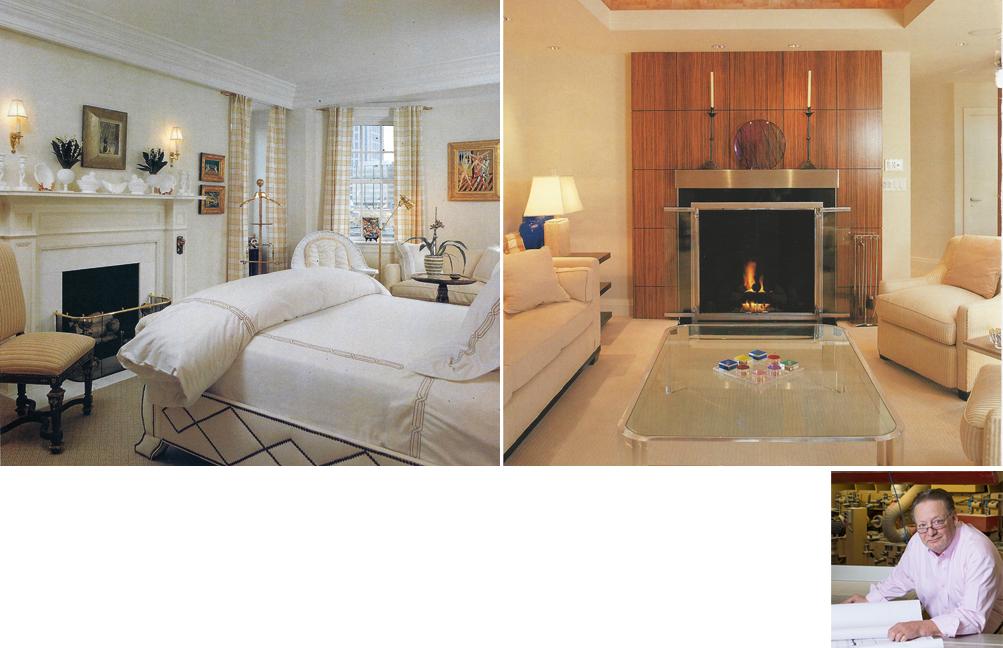 Anthony Catalfano Interiors (right); Detail Millwork, Inc. (left)