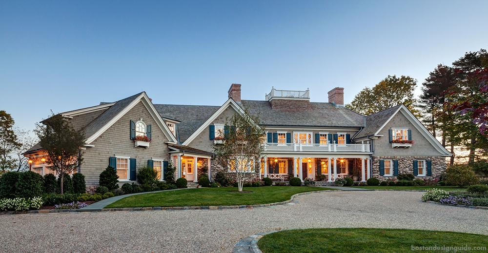 new home architecture