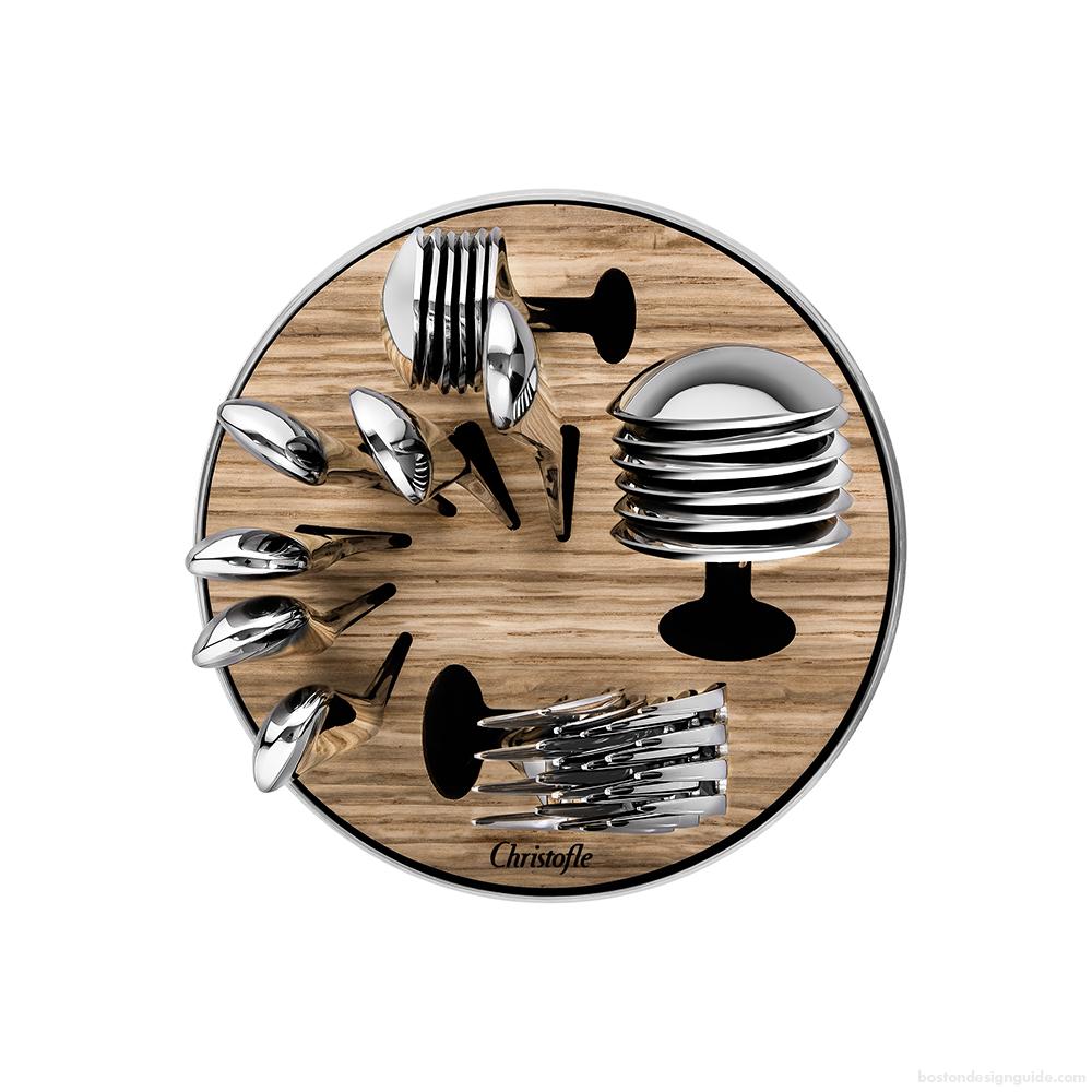 luxury silverware