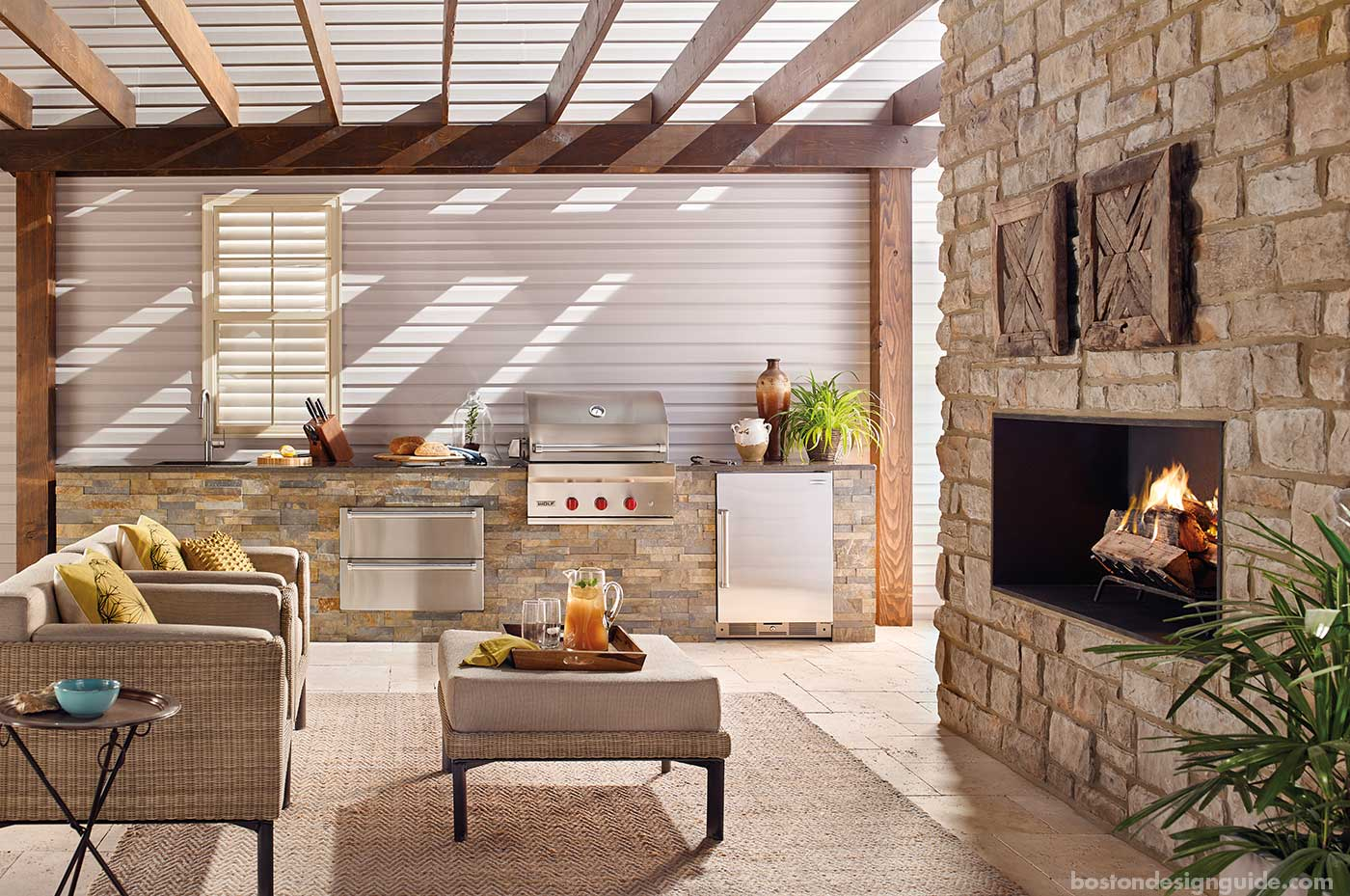 Fired up! Pros Picks for Great Grills | Boston Design Guide