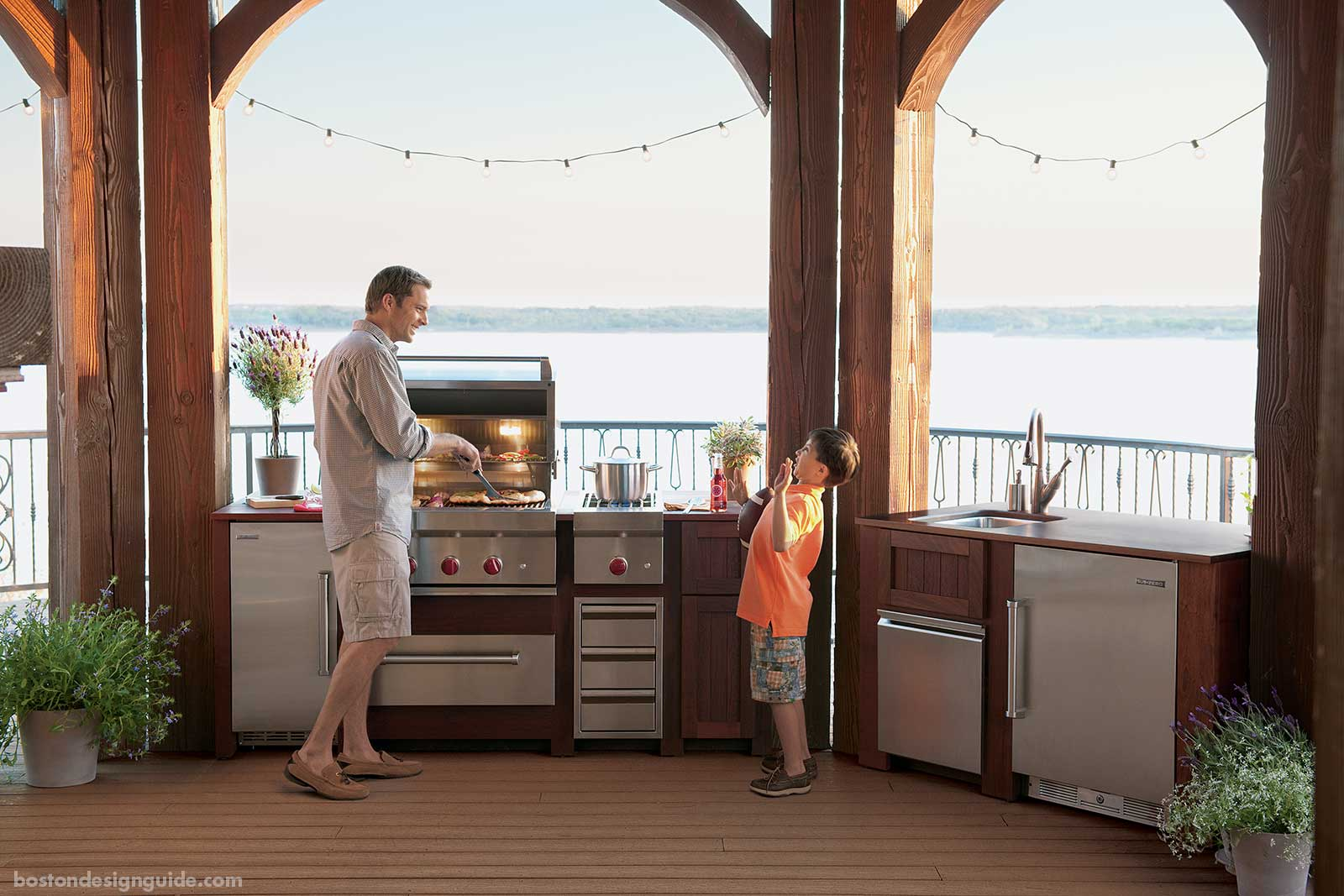 Professionals' top choices for grills