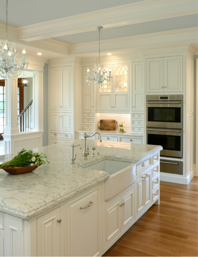 Sub Zero Wolf Appliances Take Center Stage In Monticello Replica Boston Design Guide