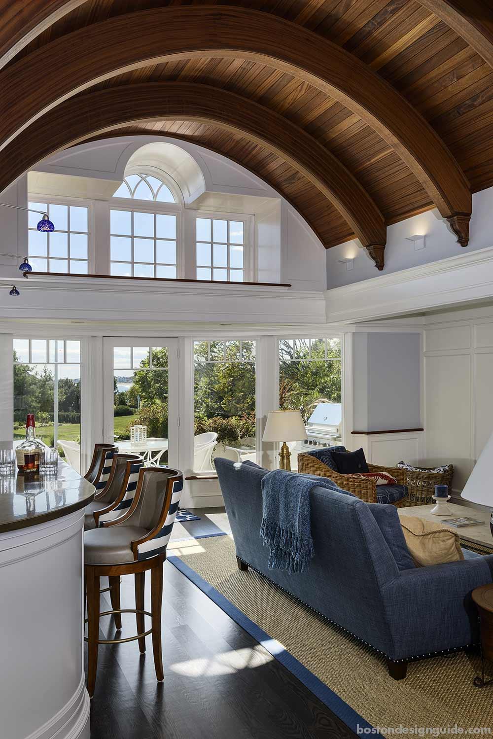 high-end custom homes