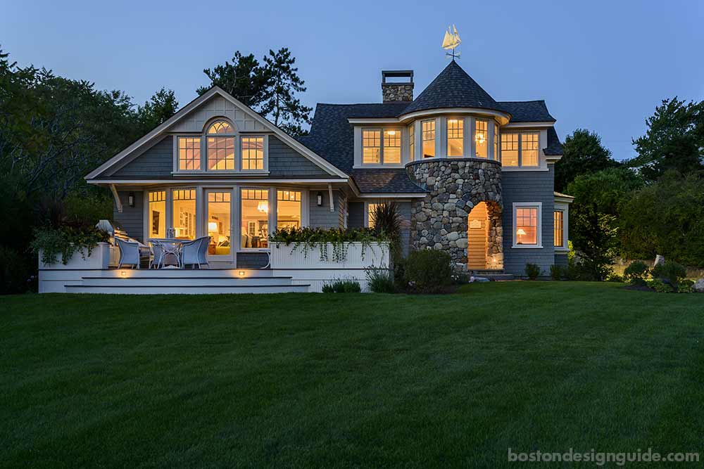 luxury vacation homes in New Hampshire