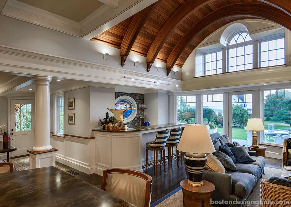 high-end builders in New England
