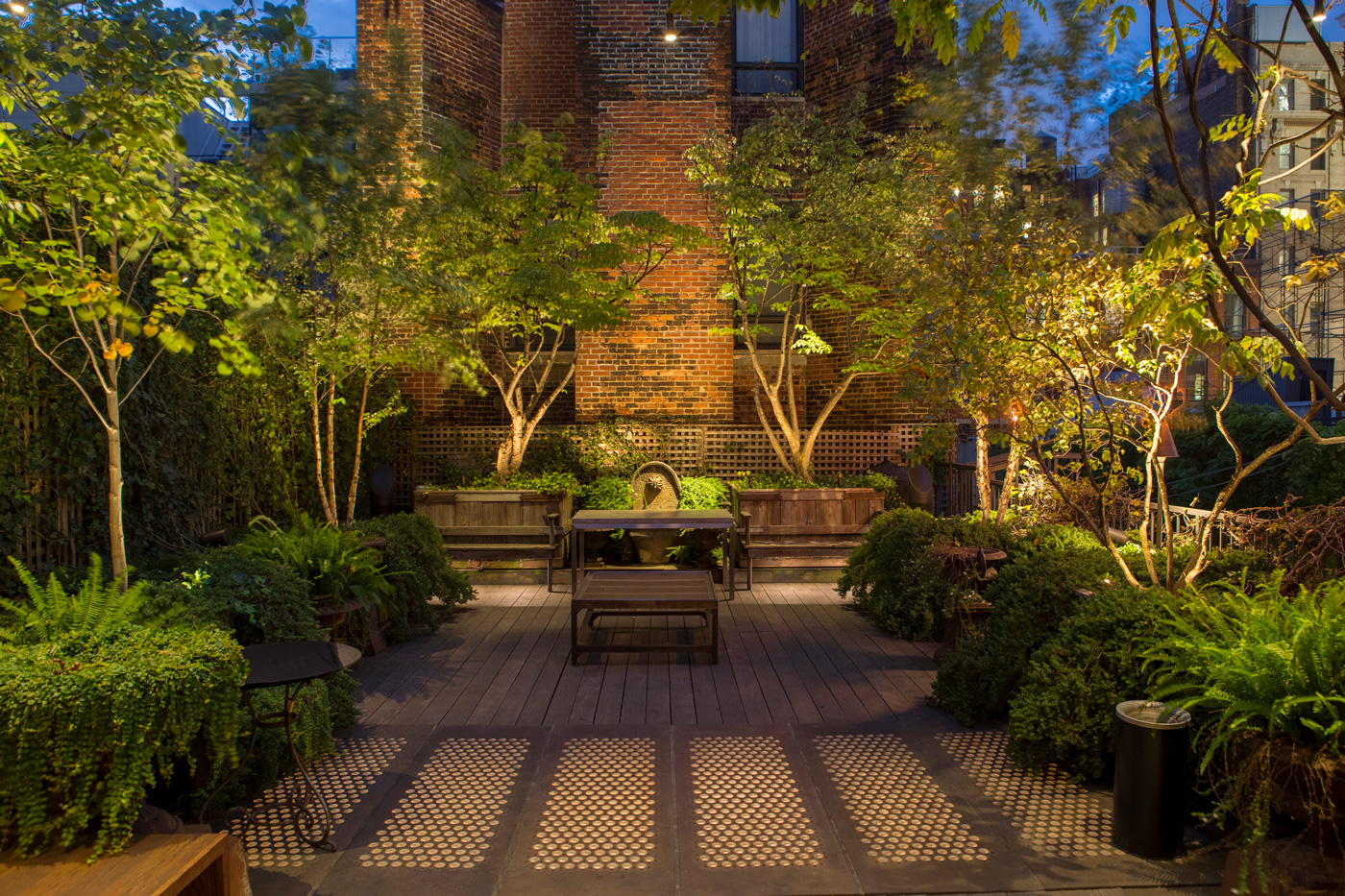 The best in landscape lighting