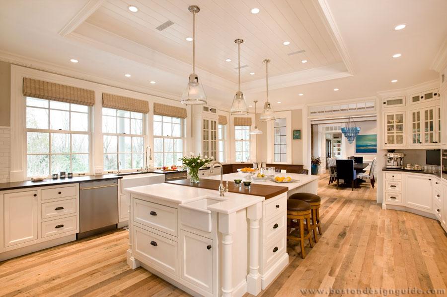 Wide Kitchen Floor Trough