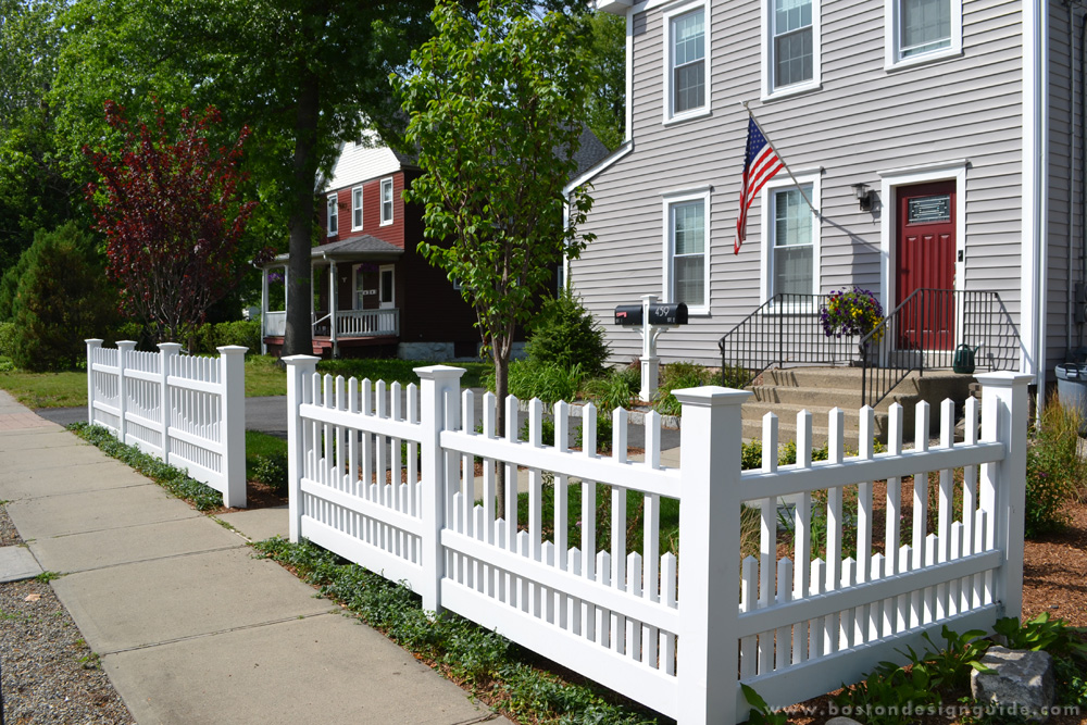 Colonial Fence Co View Gallery
