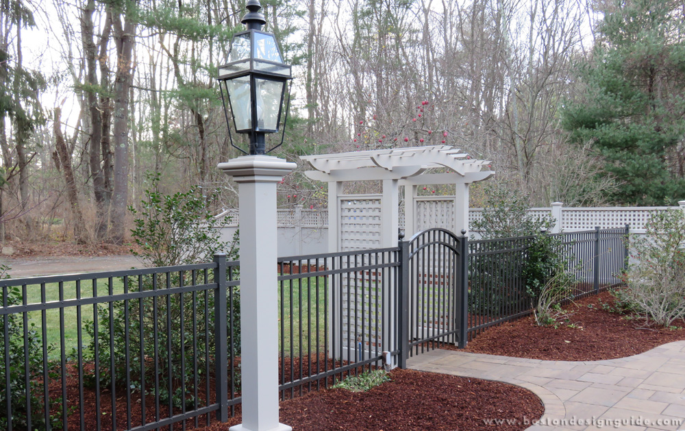 Amazing Colonial Fence Designs #3: Colonial Fence Co. View Gallery