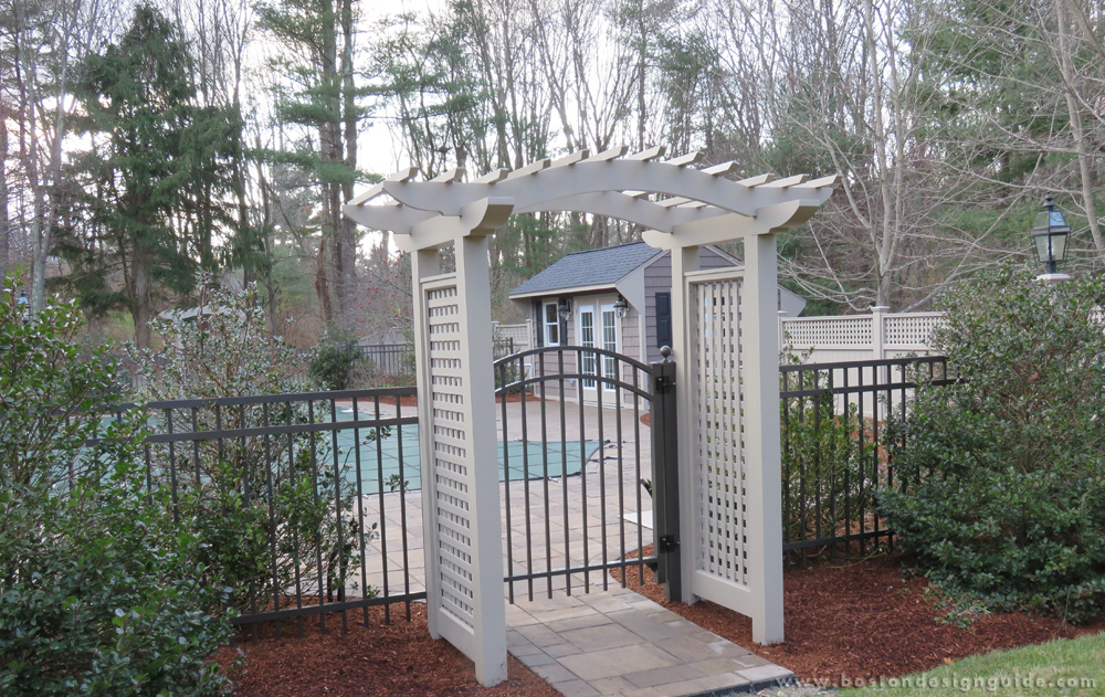 Attractive Colonial Fence Designs #6: Colonial Fence Co. View Gallery