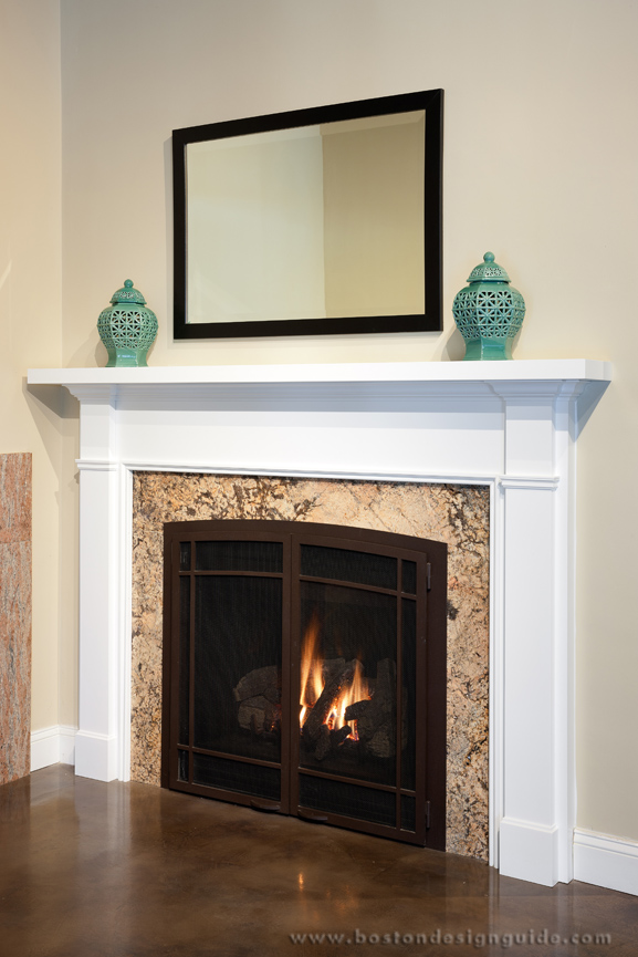 Commonwealth Fireplace