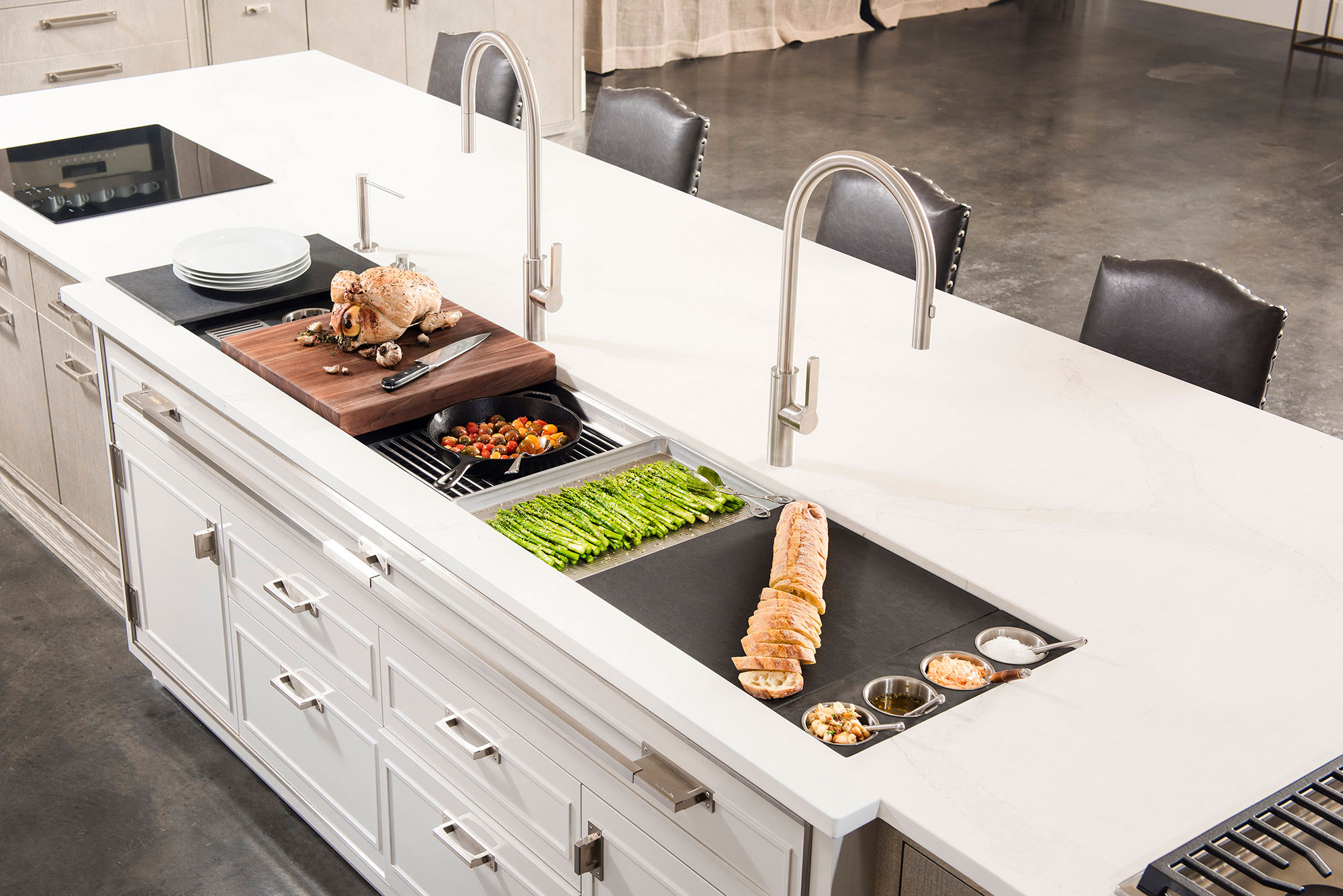The Galley at Clarke Showroom
