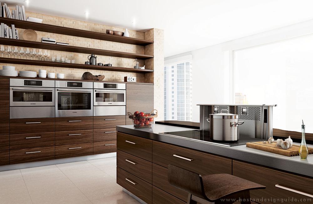 Crane Appliance, Bosch Benchmark Miami Kitchen