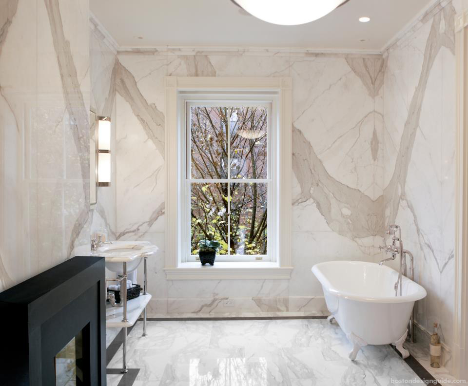 Home Marble bathroom