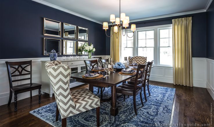 Dining Rooms for Holiday Entertaining