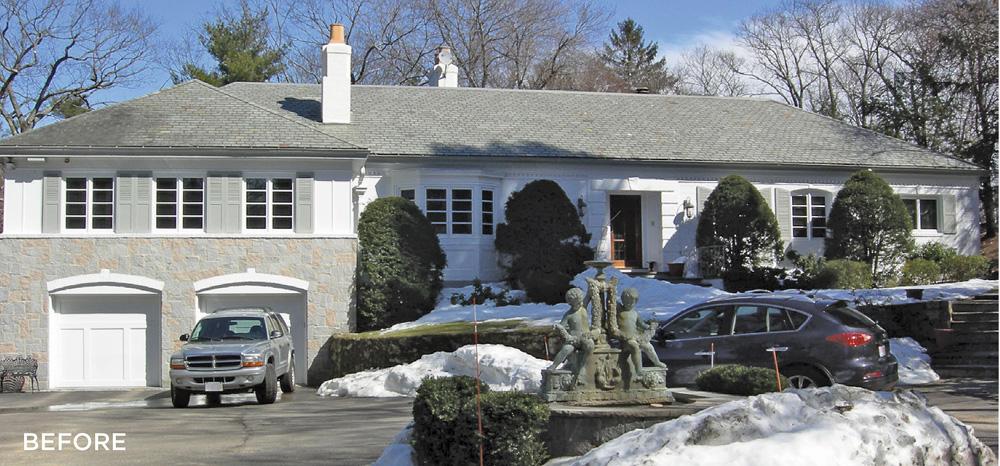 BEFORE- Cutting Edge Homes, Inc.