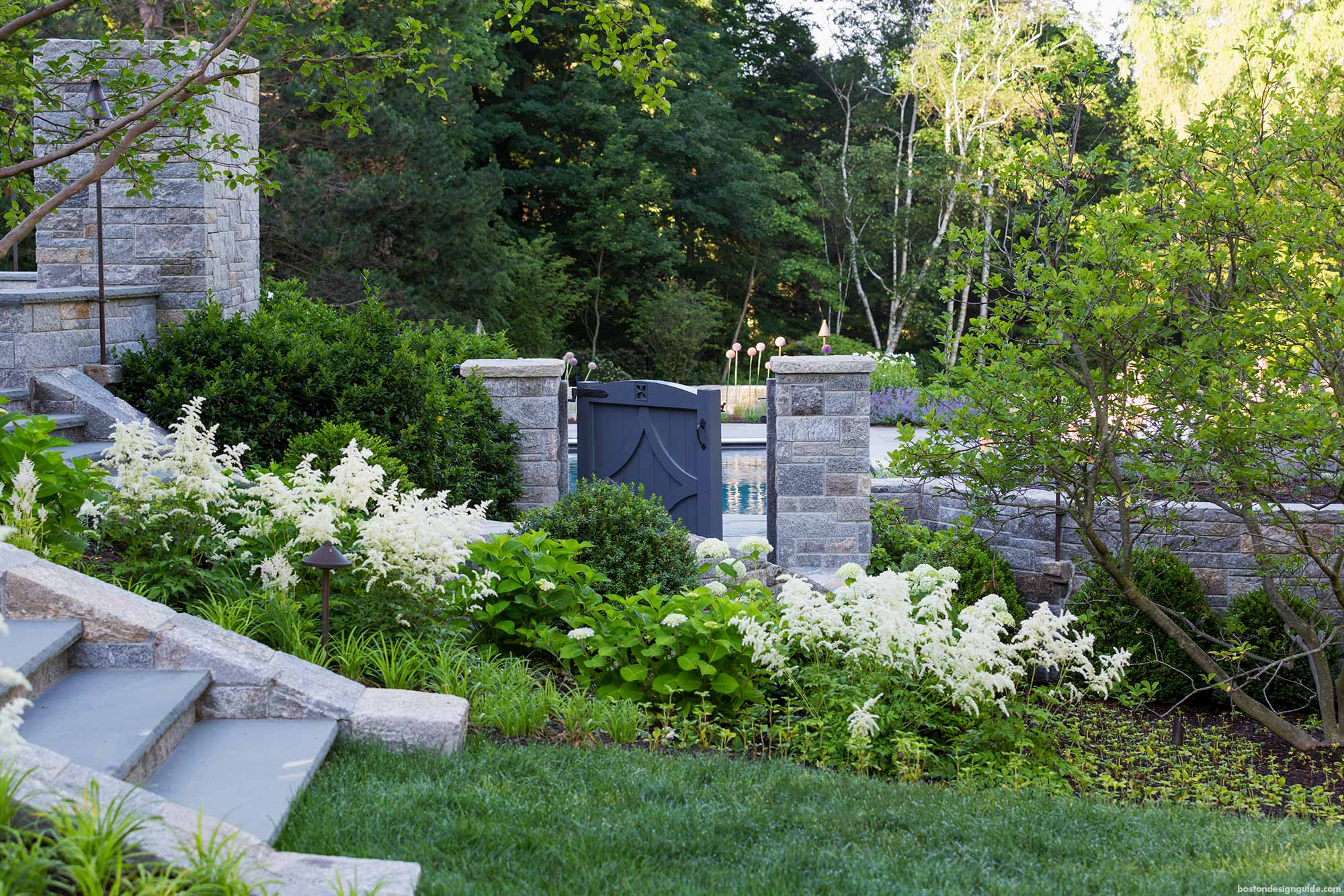 Dan gordon landscape architects for Landscape architects directory