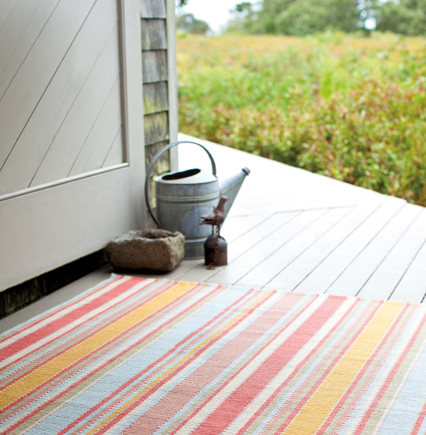 Instant Deck Decorating Indoor Outdoor Rugs Boston Design Guide