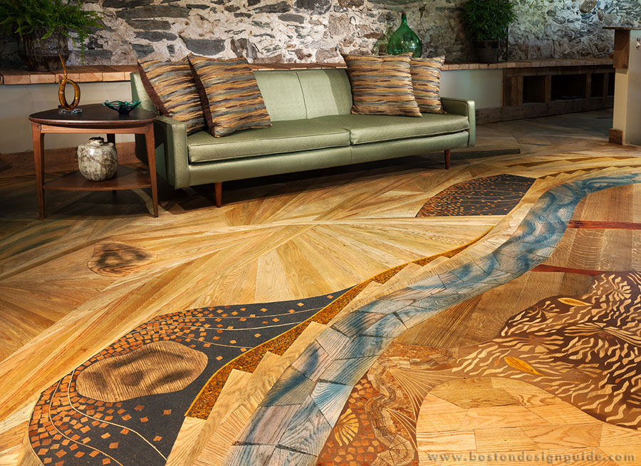 Unique Wood Flooring Flooring Designs