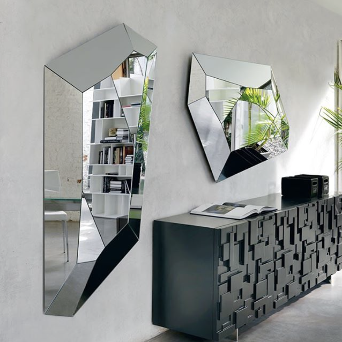 Mirror Home Design Furniture Accessory Trends
