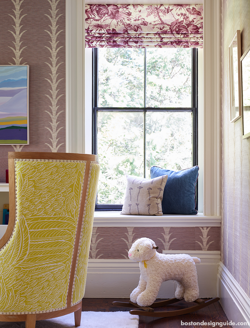 High End Interior Designers In New England