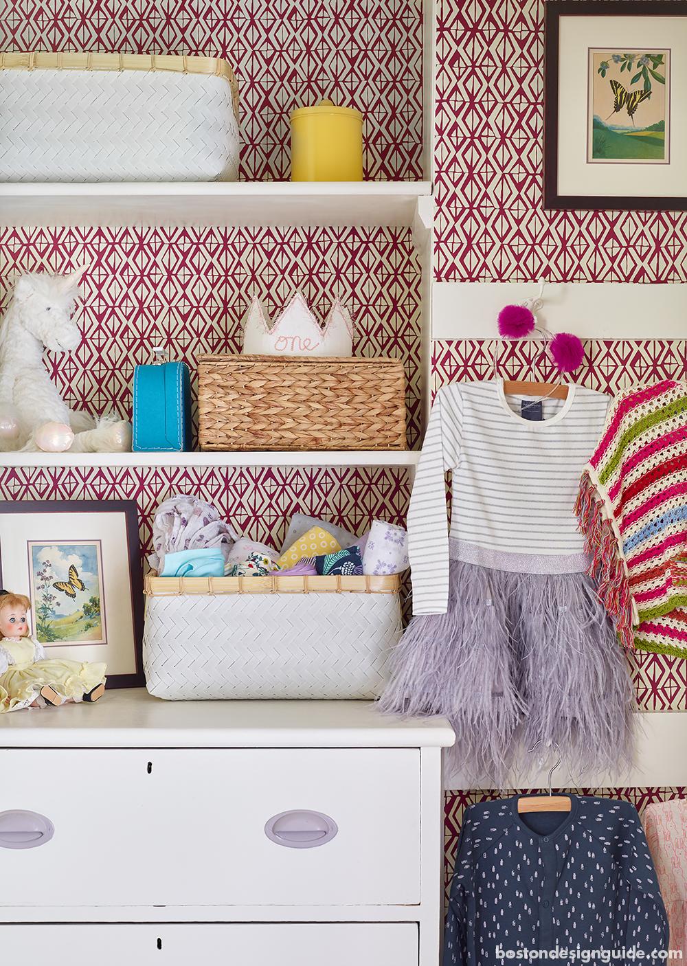 walk in closet bedroom design