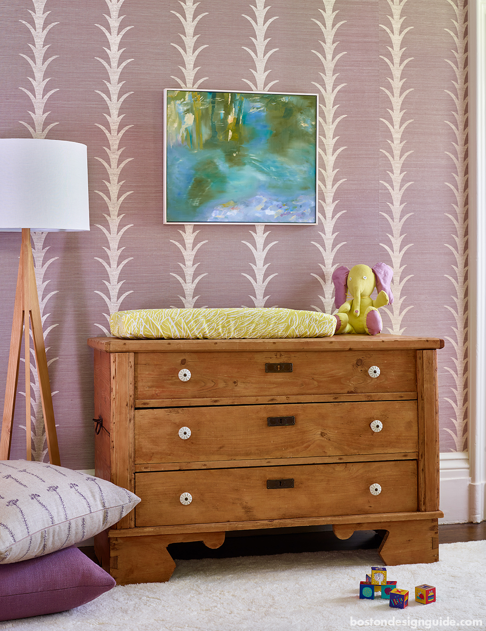 high end furniture design in New England