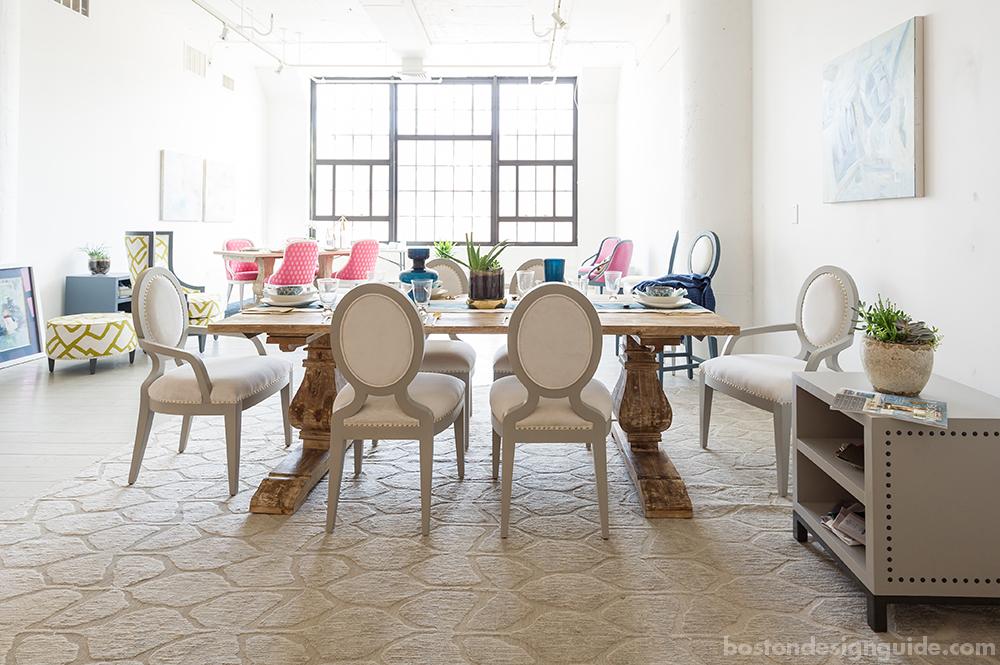 custom European style furniture in Boston