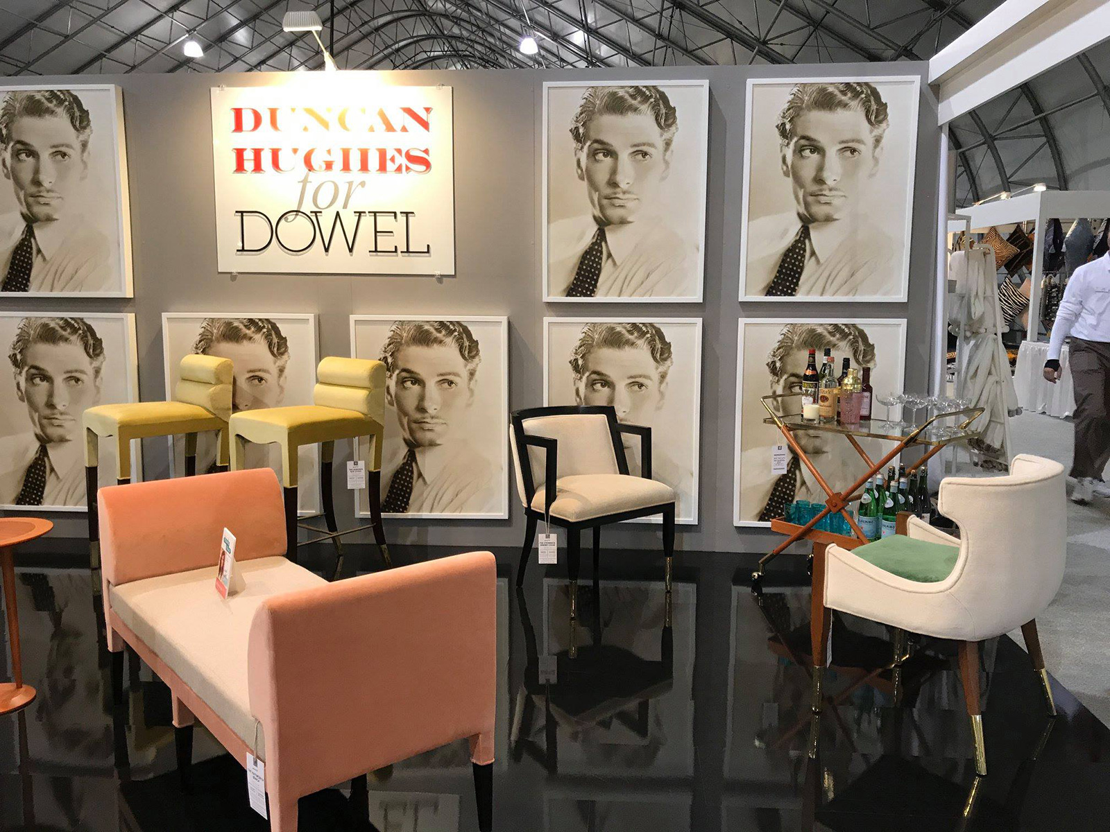 Dowel Furnitures Sexy Starry New Line Boston Design Guide