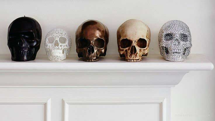 Halloween chic decor ideas