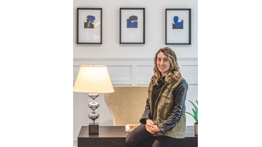 Eleni Kaplan of E.K. Sanford Builders