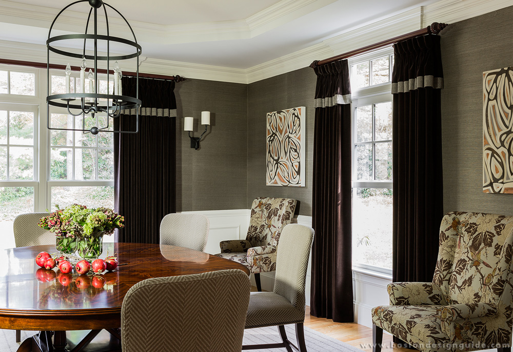 Fashionable home trends interiors interior design style