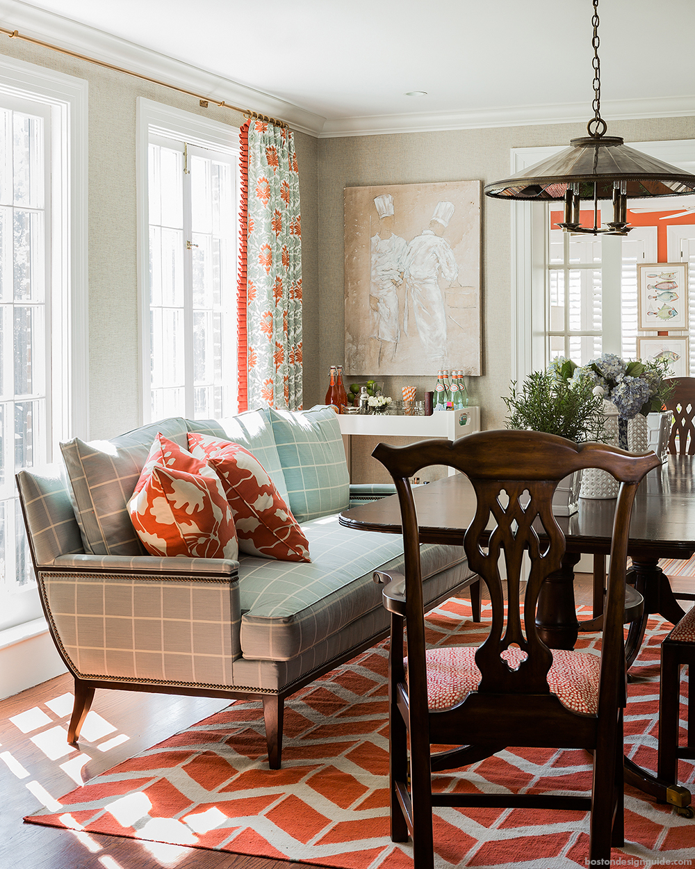 Interior Design Boston-based firm