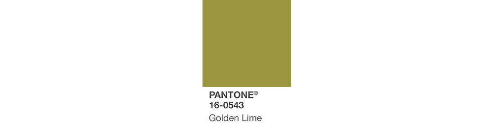 Pantone color report 2017