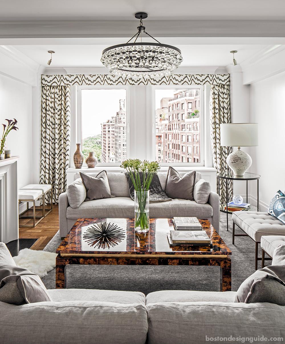 New York City glamorous apartments