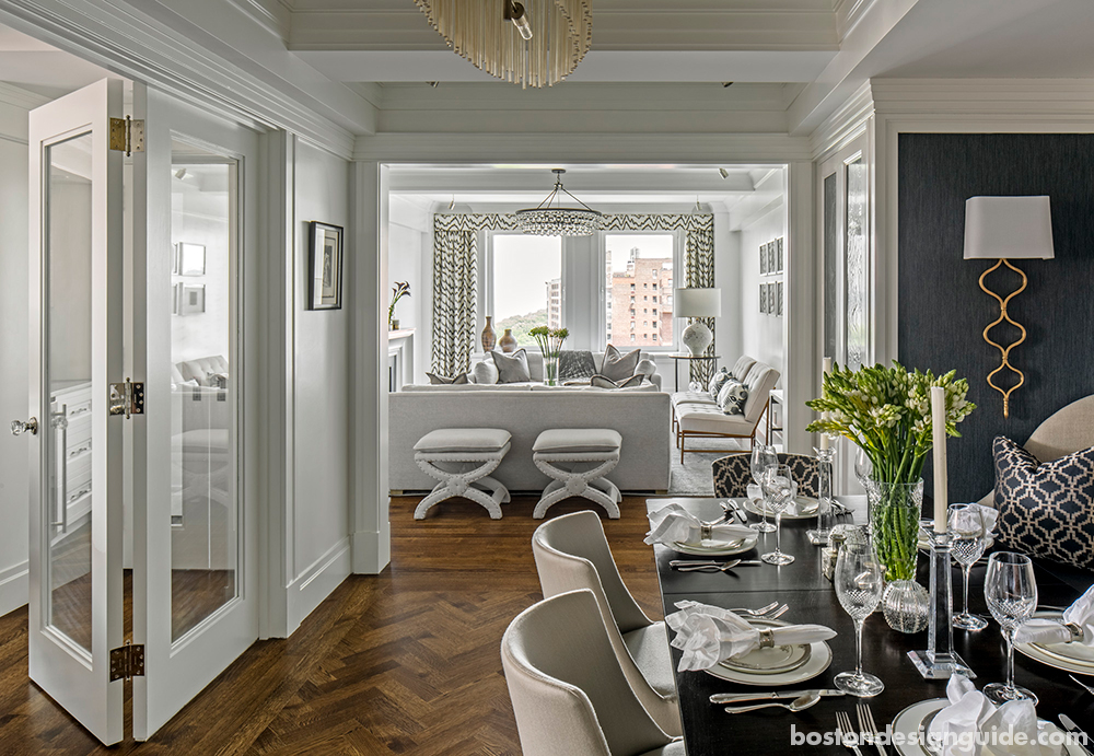 high-end home apartment design