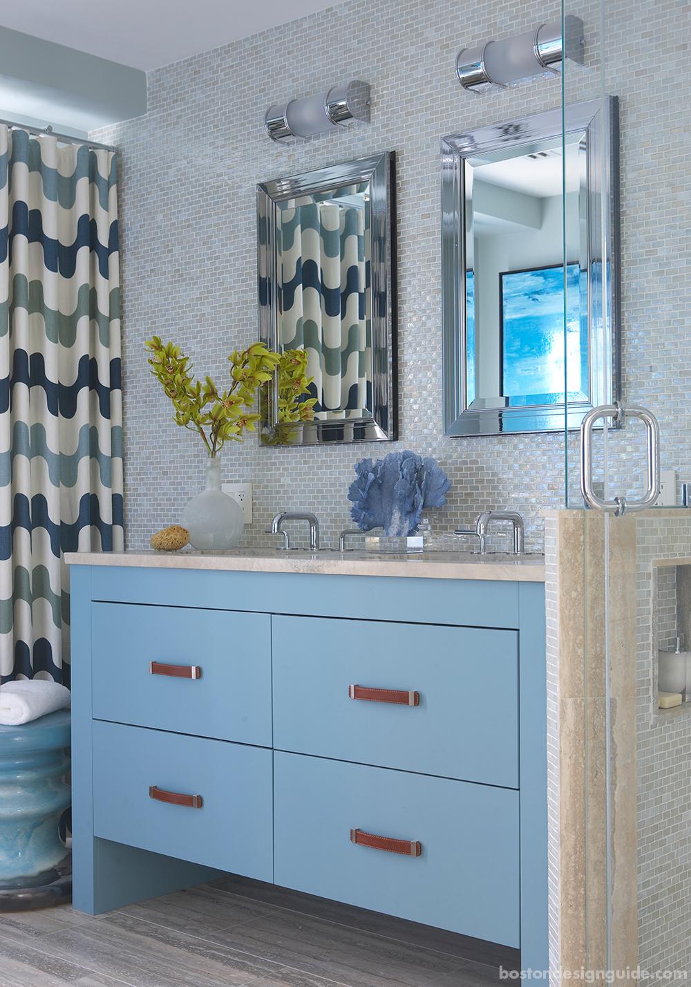 high-end bathroom design trends
