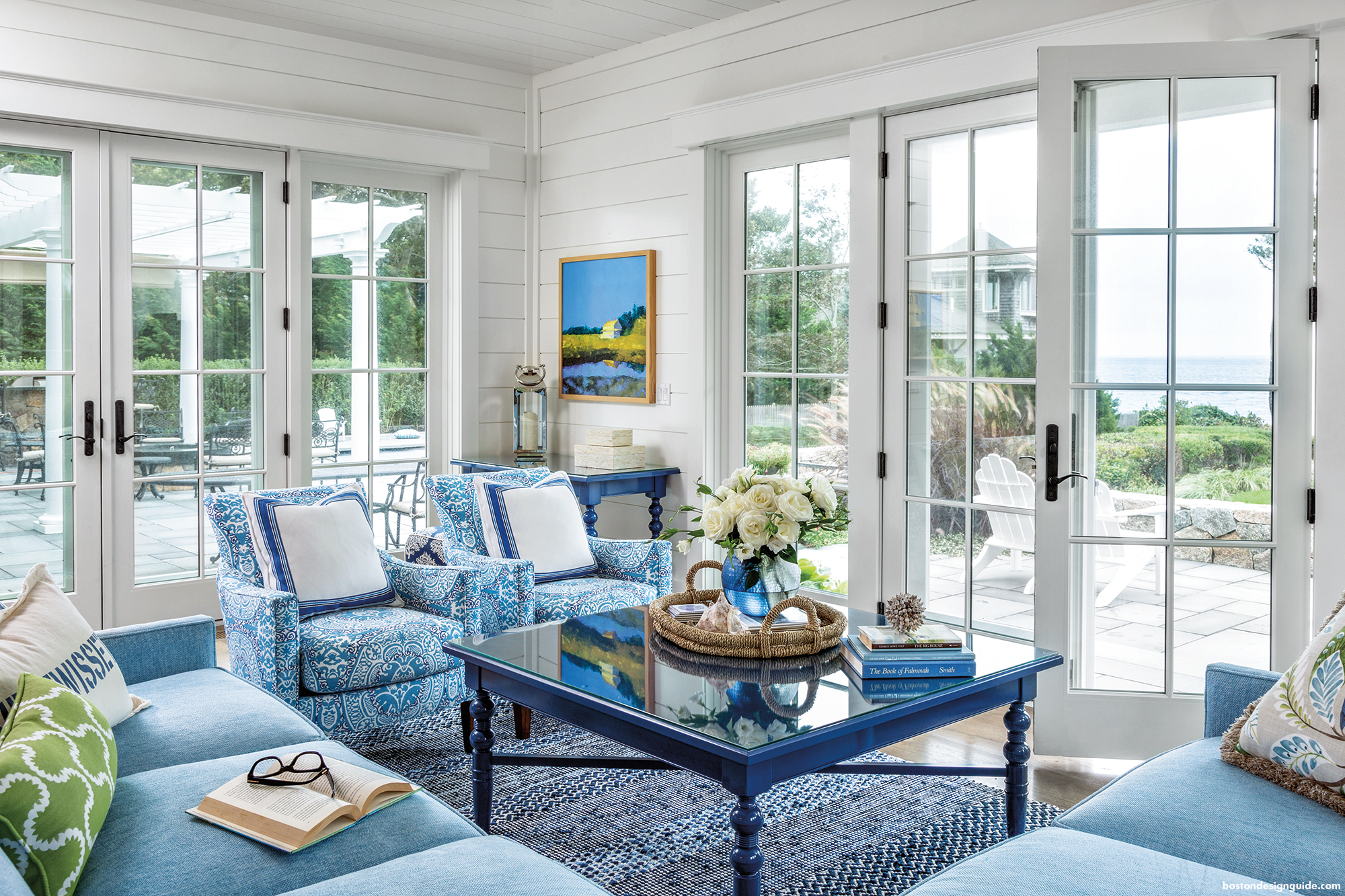 Falmouth Forever | Boston Design Guide