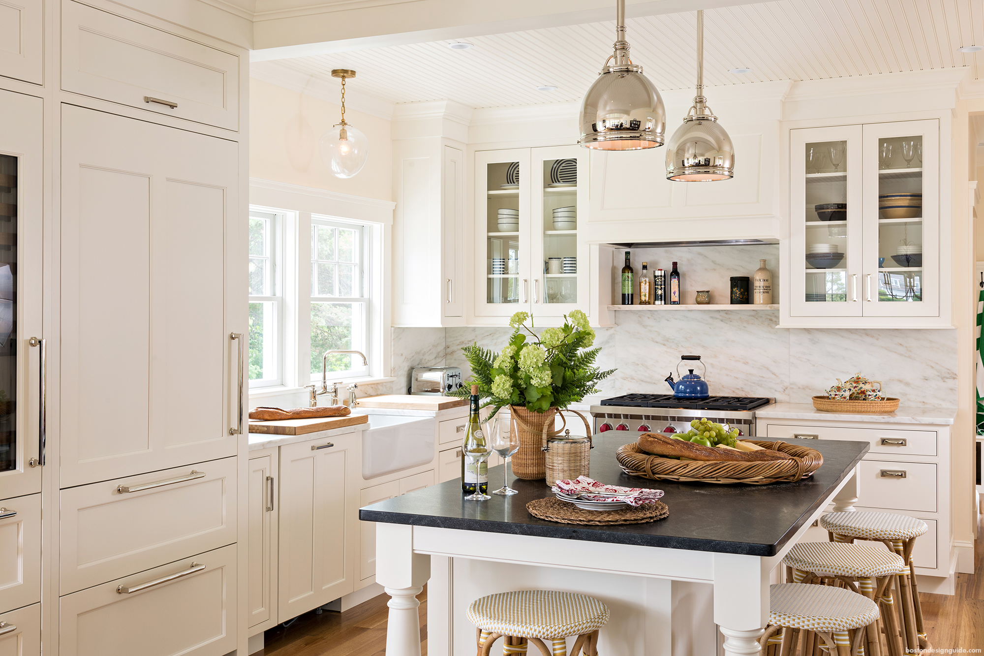 Faneuil Kitchen Cabinet | Boston Design Guide